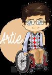 Artie Abrams by Desinho