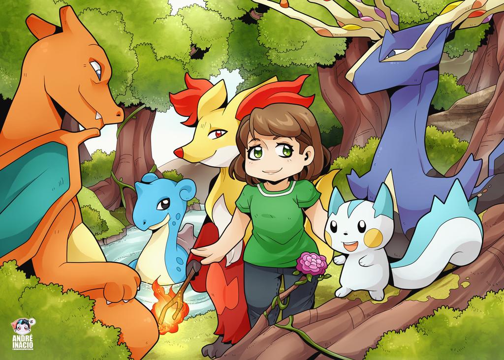 Pokemon Family Teresa 624739783