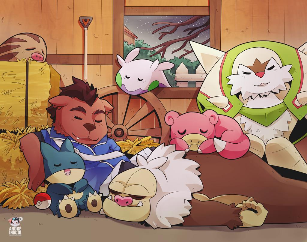 Pokemon Family James 625216213