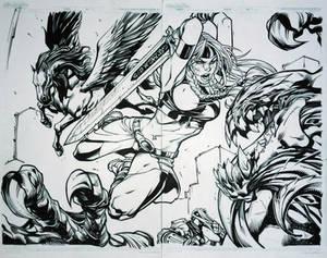 Joe Mad - Ultimates Splash Inks