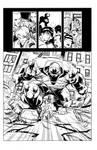 Khary Randolph - Spawn 198 Page 14 Sample Inks