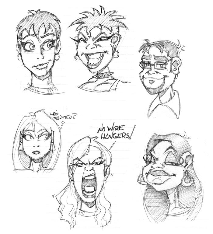 Sketch Feces by scupbucket