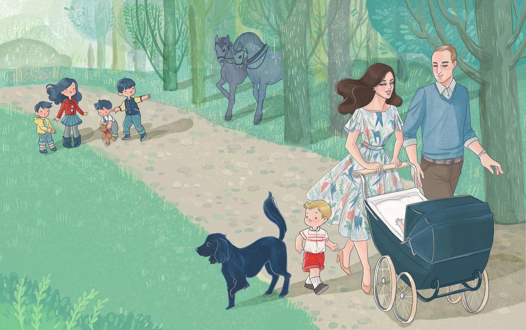 A Royal Adventure by soefara
