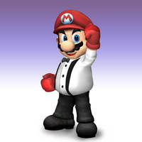 Project M: Referee Mario by Mach-7