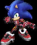 Racing Suit Sonic