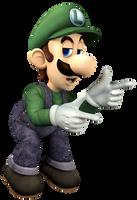 Luigi by Mach-7
