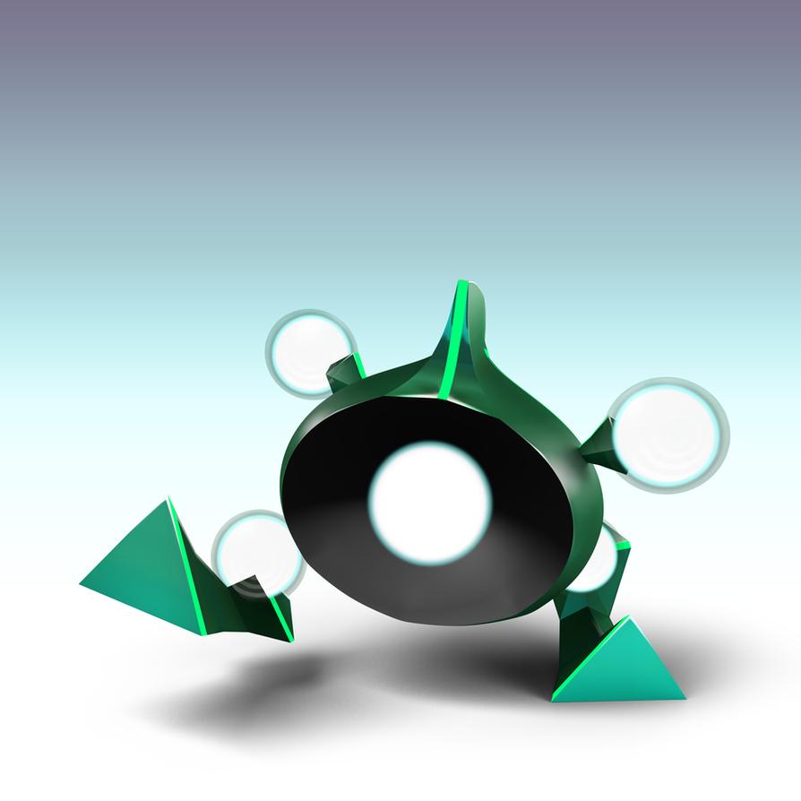 Green Alloy by Mach-7