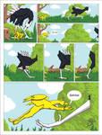 Gryphons Comic REVAMPED 2