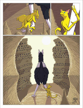 Gryphons Comic REVAMPED 3