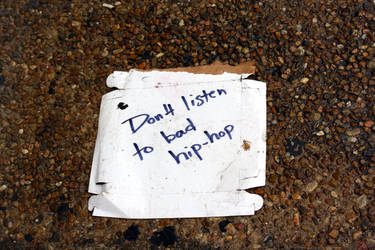 Good hip hop. by esmelovescoffee