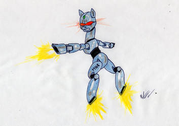 Ponybot M16-R by DJR3B3L