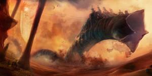 Dune inspired