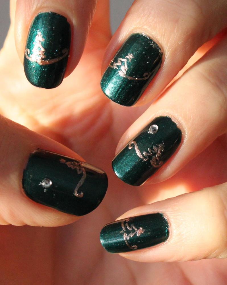 Nail Art 117 by Saphiel89