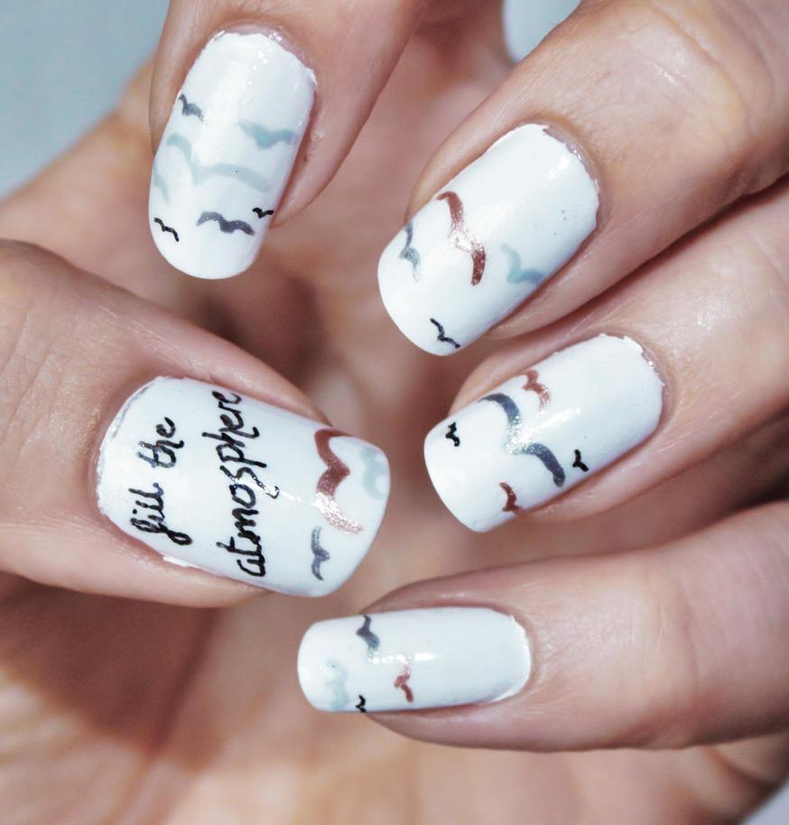 Nail Art 127 by Saphiel89