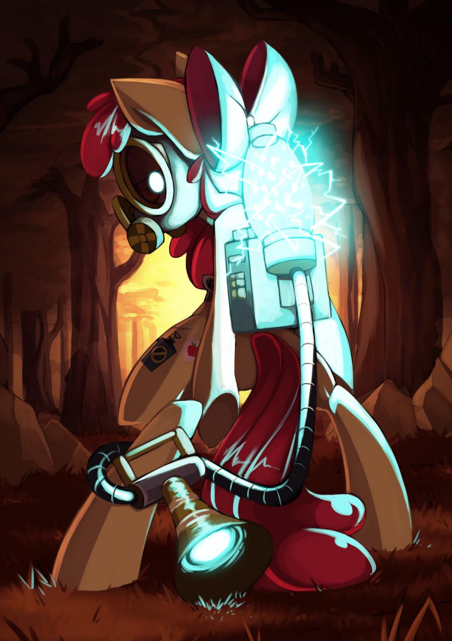Pest Pony by KelCasual