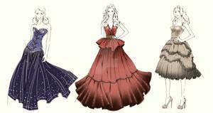 iPad dresses