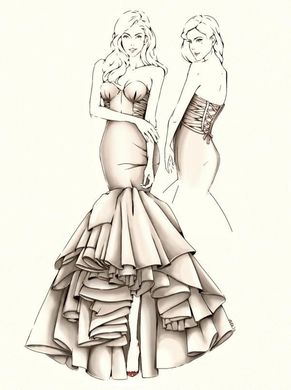 REQ: Wedding dress by alextangweihao