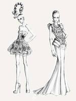 dress by alextangweihao