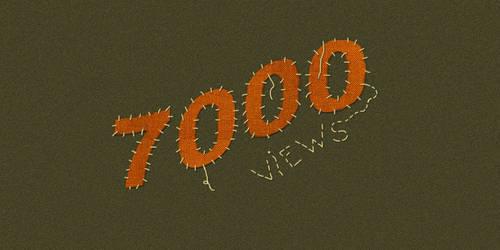Fabric 7000 pageviews