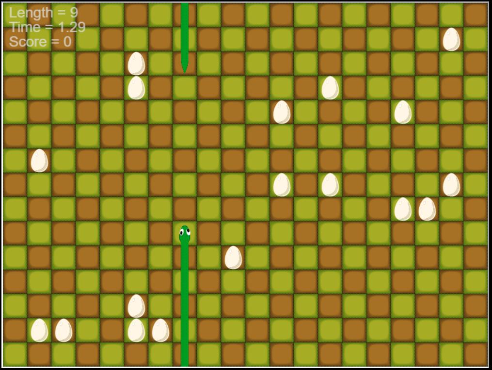 SNEK (gameplay) by lVlisanthropy