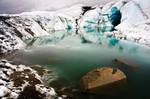 Matanuska Glacier Moulin