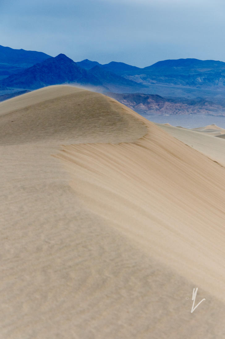 Dune Curves by mikewheels