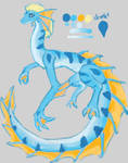 Water dragon reference
