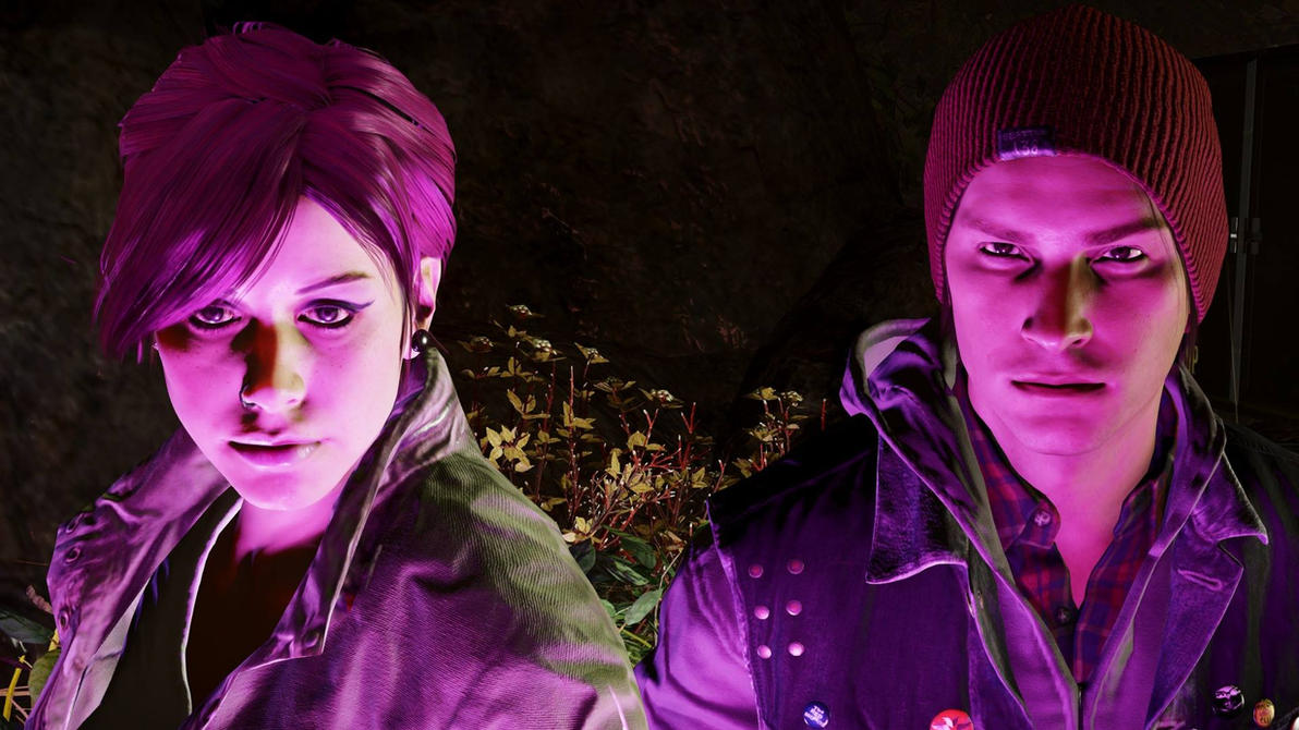infamous second son delsin and fetch hook up We can't believe it has been a year since the launch of infamous second son delsin rowe  wallpapers for your phone, and delsin and fetch  up the great work.