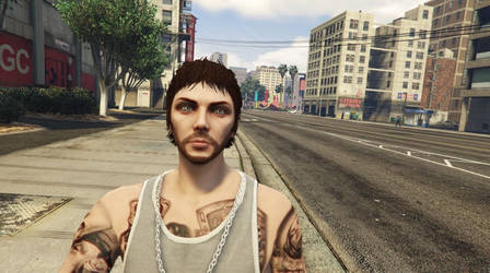 Grand Theft Auto V Male Character 3