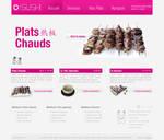 Suchi web interface v2 purple