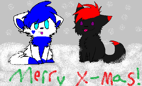 Merry X-mas Collab! by Forever-Frost