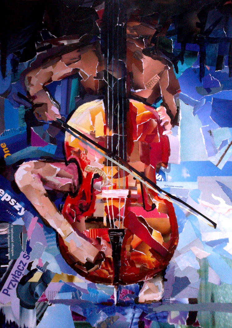 The cellist by arrivalsofthebirds
