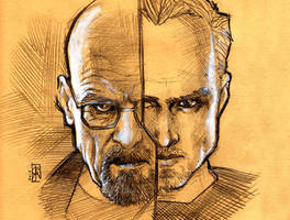 Breaking Bad by ozzie325