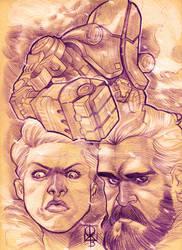 Cherno Alpha Sketch by ozzie325