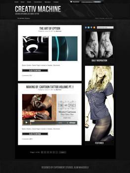 Creativmachine Blog