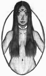 X-X-04: Godiva Skye Bust by RiotEXE