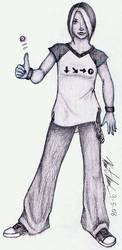 Stracie 'Stray'  Mason by RiotEXE