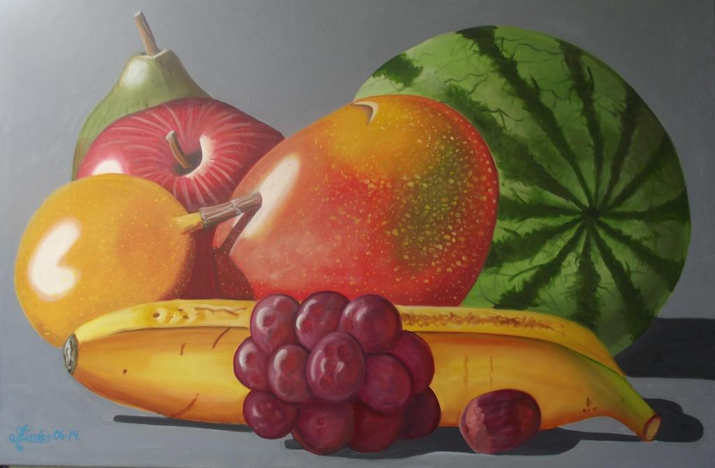 Bodegon de frutas by Aimee69