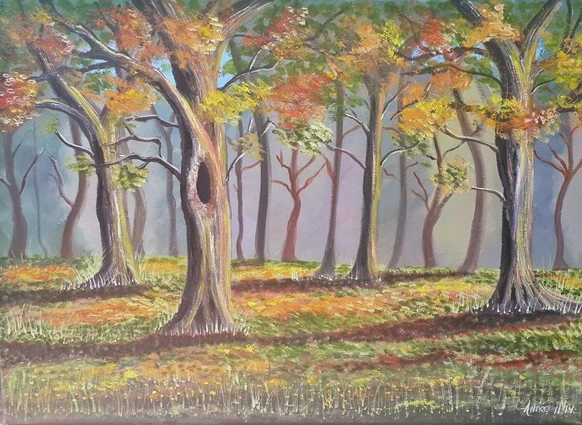 Bosque de Luz by Aimee69