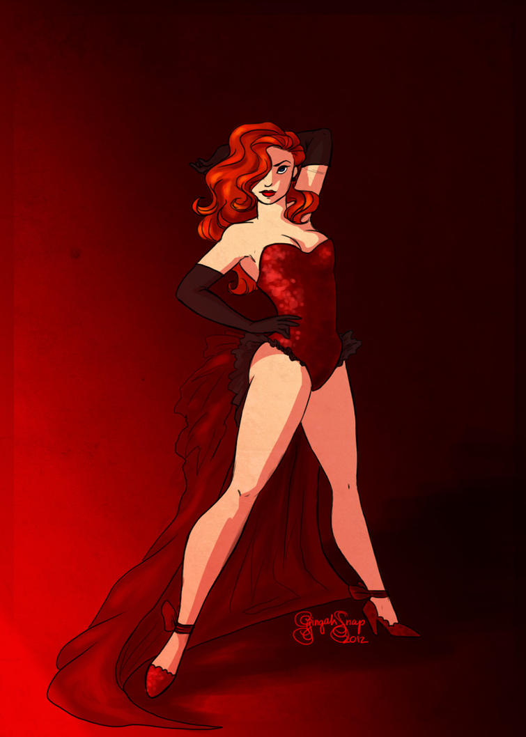 El Tango De Roxanne by Bonequisha on DeviantArt