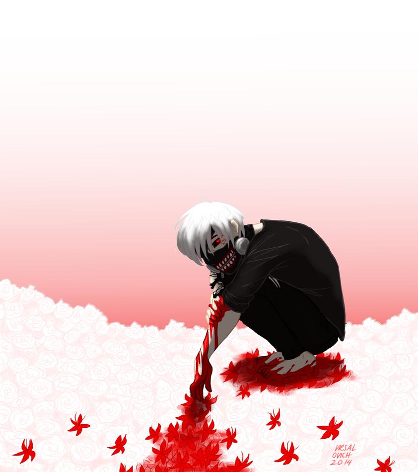 Tokyo Ghoul by Bonequisha
