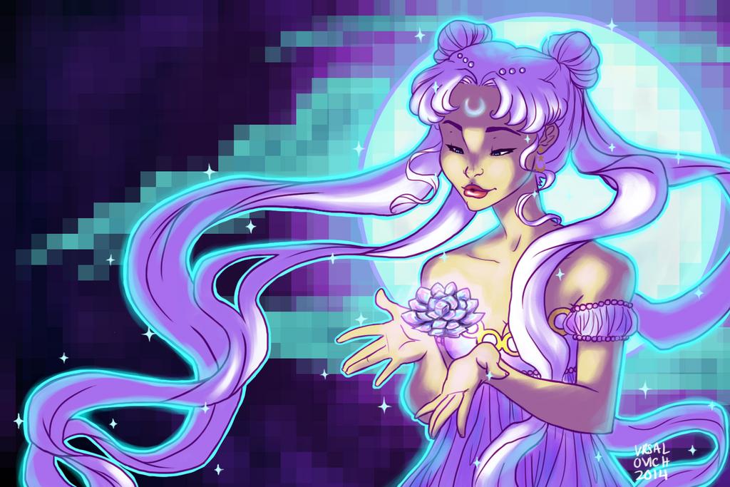 Neo Queen Serenity by Bonequisha