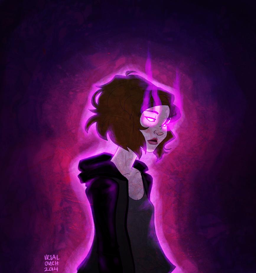 I think I might just disappear... by Bonequisha