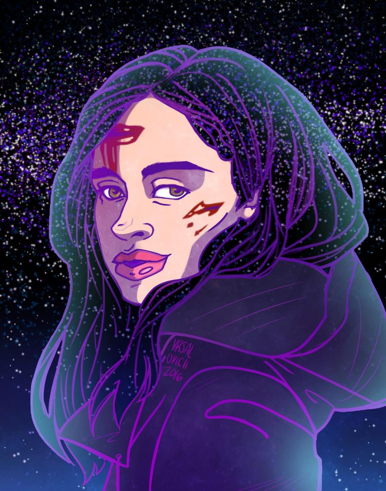 Jessica Jones by Bonequisha