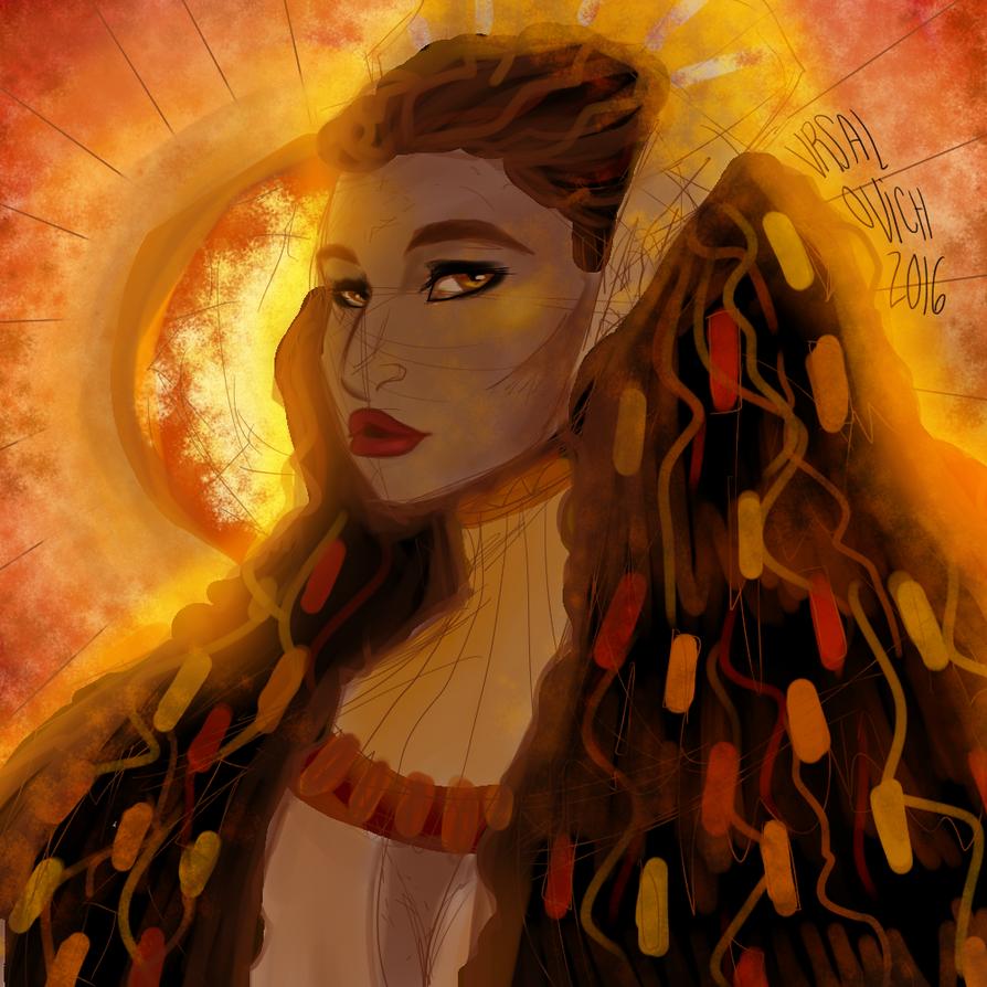 Sun Queen by Bonequisha
