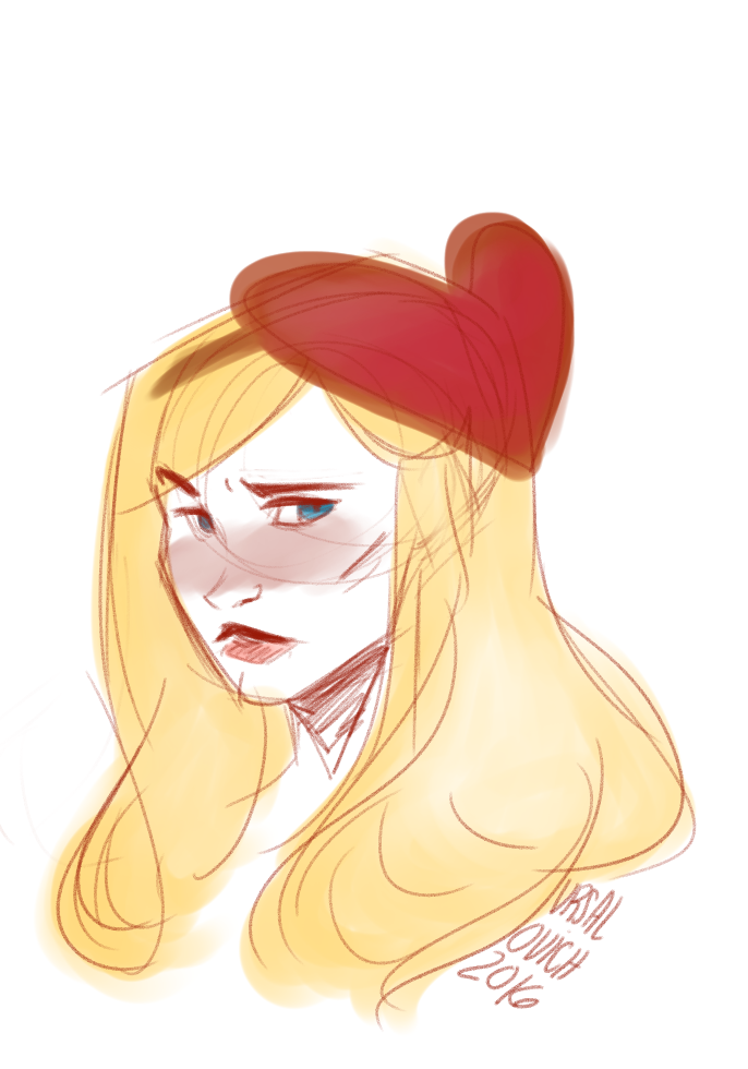 Heart Hat by Bonequisha