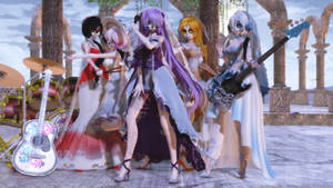 [MMD Video] The Lost One's Weeping