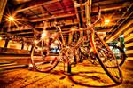 Lighted Bike