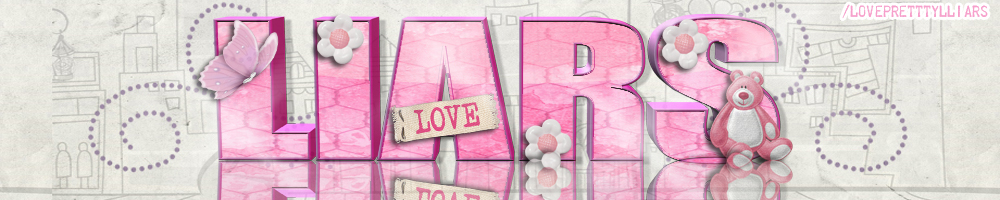 Banner pretty little liars by ladiesglamour