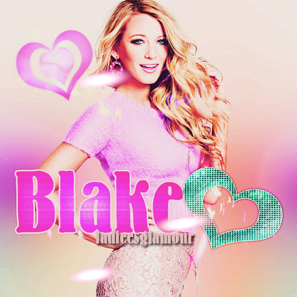 blake lively by ladiesglamour